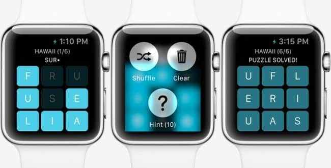 videogiochi per apple watch