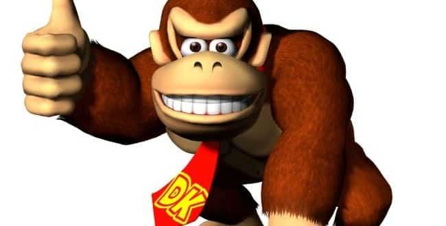 curiosità su Donkey Kong