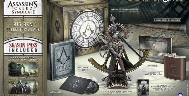annuncio assassin's creed syndicate